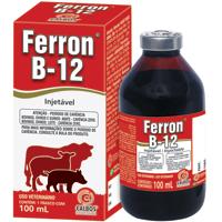 FERRON B12 100ML CALBOS - Cod.: 100839