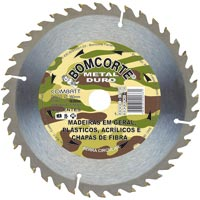 DISCO SERRA CIRC 7.1/4 40DT BOMCORTE - Cod.: 100903