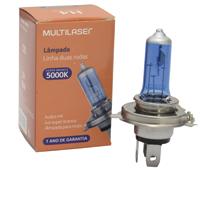 LAMP FAROL MOTO H4 12V 35W SUPER BCA MULTILASER - Cod.: 101045