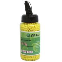 ESFERA PLAST 6MM 12G P/ AIRSOFT C/2000 ROSSI - Cod.: 101963