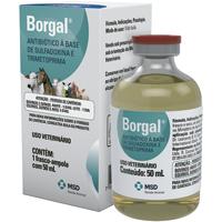 BORGAL INJ 50ML MSD - Cod.: 103049
