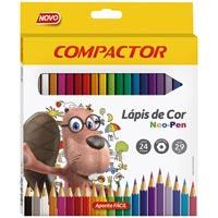 LAPIS COR NEO-PEN 24 CORES COMPACTOR - Cod.: 103155