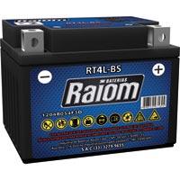 BATERIA MOTO 03 AMP RT4L-BS HT RAIOM - Cod.: 103919