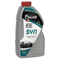 OLEO MOTOR 5W40 SINT SYN SN 1L FALKE - Cod.: 104608