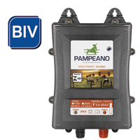 ELETRIFICADOR CERCA RUR 240KM PROF BIV PAMPEANO - Cod.: 105591