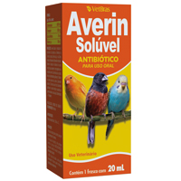 AVERIN 20ML VETBRAS - Cod.: 105844