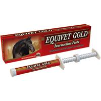 PASTA P/ EQUINOS EQUIVET GOLD 6,42G VETBRAS - Cod.: 106881