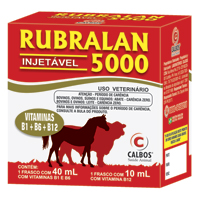 RUBRALAN 5000 INJ 50ML CALBOS - Cod.: 107259