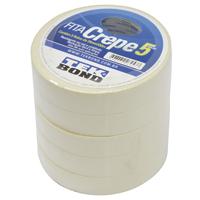 FITA CREPE USO GERAL 24MMX50M TEKBOND - Cod.: 107495