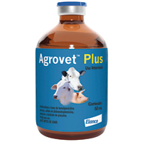 AGROVET PLUS 50ML ELANCO - Cod.: 109300
