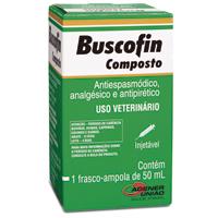 BUSCOFIN INJ 50ML UNIAO QUIMICA - Cod.: 110579