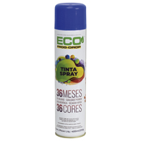 TINTA SPRAY ECO BARTOFIL AZL ESCUR USO GERAL 400ML - Cod.: 110581
