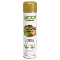 TINTA SPRAY ECO BARTOFIL OURO METAL 400ML - Cod.: 110587
