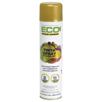 TINTA SPRAY ECO BARTOFIL DOURADO METAL 400ML - Cod.: 110589