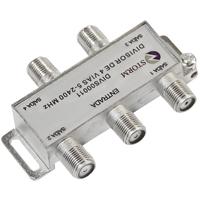 DIVISOR ANTENA 1X4 5-2400MHZ SATELITE STORM - Cod.: 113038