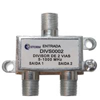 DIVISOR ANTENA 1X2 5-900MHZ STORM - Cod.: 113042