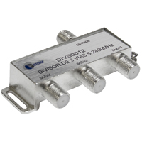 DIVISOR ANTENA 1X3 5-2400MHZ SATELITE STORM - Cod.: 113043