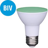 LAMPADA LED PAR-20 07W BIV LUZ VDE EMPALUX - Cod.: 113305