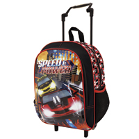 MOCHILA ESCOLAR INFANT C/ROD SPEED ULTIMATE YANGZI - Cod.: 113313