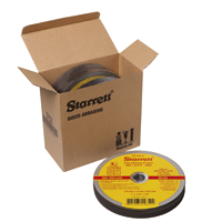 DISCO CORTE INOX 4.1/2X3/64X7/8 STARRETT - Cod.: 113640