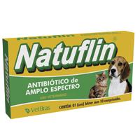 NATUFLIN ANTIBIOTICO COMPRIM C/10 NATURRICH - Cod.: 113959
