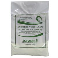 ENXOFRE VENTILADO 20G JOFADEL - Cod.: 114272