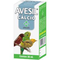 AVESIL CALCIO 30ML P/ PASSAROS CALBOS PET - Cod.: 114873