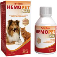 HEMOPET GOLD 060ML VETBRAS - Cod.: 114911