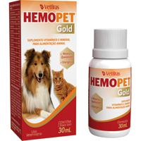 HEMOPET GOLD 030ML VETBRAS - Cod.: 114914