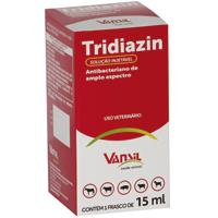 TRIDIAZIN 15ML VANSIL - Cod.: 114964