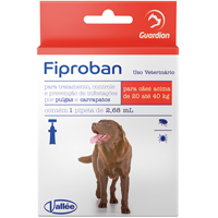 FIPROBAN PIPETA 2,68ML 20 A 40KG VALLEE - Cod.: 115109