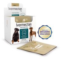 IVERMECTAN IVERMECTINA COMPRIM 12MG UCBVET PET - Cod.: 115120