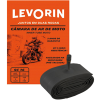 CAMARA AR MOTO 16 SC LEVORIN - Cod.: 115325