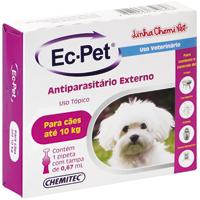 EC PET PIPETA 0,67ML 01 A 10KG CHEMITEC PET - Cod.: 115410