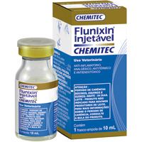 FLUNIXIN INJ 10ML CHEMITEC - Cod.: 115411