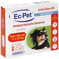 EC PET PIPETA 1,34ML 11 A 20KG CHEMITEC PET - Cod.: 115421