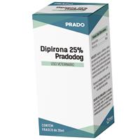 DIPIRONA 25% 20ML PRADODOG - Cod.: 115559