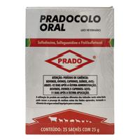 PRADOCOLO ANTIBIOTICO ORAL SACHE 25G PRADO - Cod.: 115564