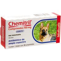 CHEMITRIL 150MG C/10 COMPRIM CHEMITEC - Cod.: 115609