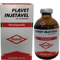 PLAVET INJ 50ML PRADO - Cod.: 115641