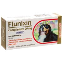 FLUNIXIN 20MG C/10 COMPRIM CHEMITEC - Cod.: 115646