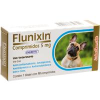 FLUNIXIN 05MG C/10 COMPRIM CHEMITEC - Cod.: 115680