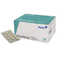 DOXINEW 50MG DISPLAY COMPRIMIDOS WORLD - Cod.: 115860