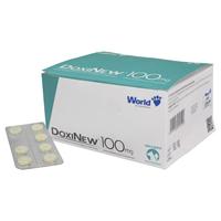 DOXINEW 100MG DISPLAY COMPRIMIDOS WORLD - Cod.: 115879
