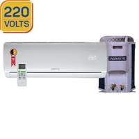 AR CONDIC SPLIT 12.000 BTUS 220V AGRATTO - Cod.: 116080