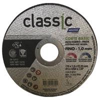 DISCO CORTE FINO 4.1/2X3/64X7/8 NORTON - Cod.: 116170