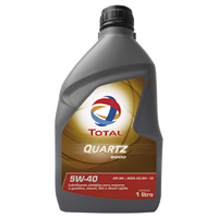 OLEO MOTOR 5W40 SINT QUARTZ SN 1L TOTAL - Cod.: 116307