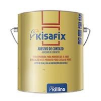 COLA CONTATO EXTRA 2,8KG C/ TOLUENO KISAFIX - Cod.: 116336