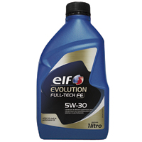 OLEO MOTOR 5W30 SINT EVOLUTION FULL TECH FE 1L ELF - Cod.: 116440