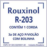 CORDA VIOLAO ENCAPADA SOL R203 ROUXINOL - Cod.: 116510